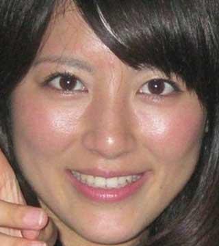 福田彩乃 OL時代の写真