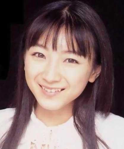 堀江由衣 笑顔の写真
