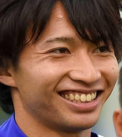 柴崎岳 笑顔