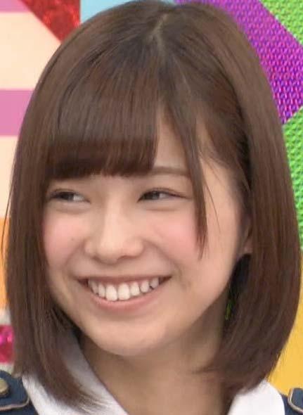 渡邉理佐 かわいい笑顔