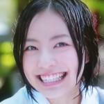 松井珠理奈さんの前歯や歯並び(ガミースマイル)
