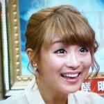 鈴木奈々さんの前歯の画像(ホワイトニング)