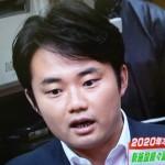 杉村太蔵さんの前歯の画像(すきっ歯)
