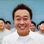 三村マサカズさんの前歯と歯並び(インプラント)