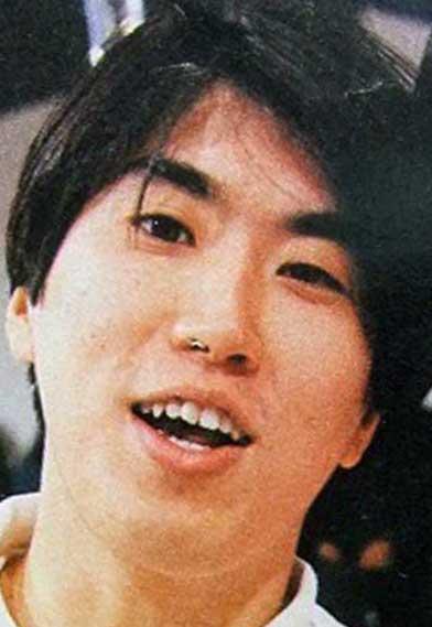 石橋貴明 若い頃の写真