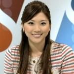 山岸舞彩さんの前歯の画像(歯列矯正・ラミネートべニア)