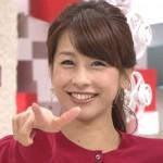 加藤綾子アナウンサーの前歯の画像(素人時代と比較)