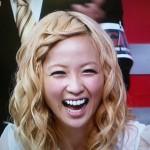 中島麻未(Ami)さんの前歯や歯並び(差し歯)