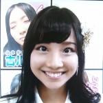 柴田阿弥さんの前歯の画像