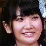 SKE48 新土居沙也加さんの前歯の画像