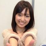 大島涼花さんの前歯の画像(八重歯)