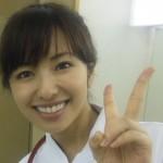 和希沙也さんの前歯の画像(被せもの)