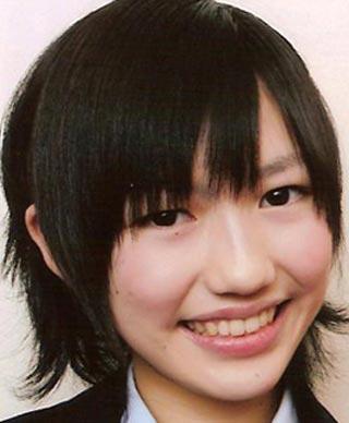 渡辺麻友 デビュー当時の写真