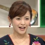 杉崎美香アナウンサーの前歯や歯並び(八重歯)