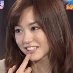 桐谷美玲さんの前歯や歯並び