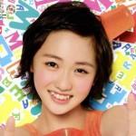 モーニング娘の工藤遥さんの前歯の画像(八重歯)