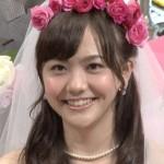 松井愛莉さんの前歯の画像