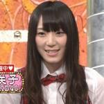 AKB48の松井咲子さんの前歯や歯並び(捻転歯)