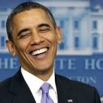 バラク・オバマ大統領の前歯や歯並び(極めて綺麗)