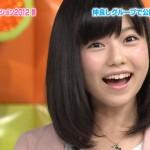 AKB48の島崎遥香さんの前歯の画像