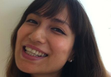佐田真由美の前歯