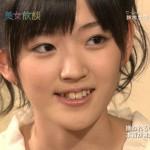 鈴木愛理さんの前歯や歯並び(八重歯)