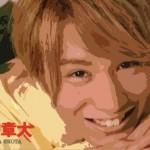 安田章大さんの前歯や歯並び(ビーバー歯)