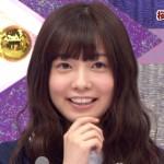 斉藤優里さんの前歯の画像(出っ歯を矯正)