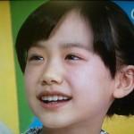 芦田愛菜ちゃんの前歯の画像(ホワイトスポット)