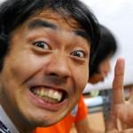 アンガールズ田中さんの前歯や歯並び(変色した歯)