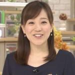 江藤愛アナウンサーの前歯の画像
