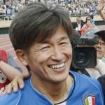 三浦知良選手の前歯の画像