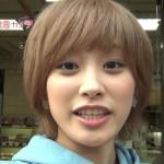 高橋愛さんの前歯や歯並びを批評