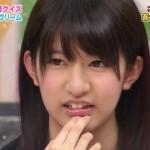 竹内美宥さんの前歯や歯並びの画像