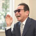 タモリさんの前歯を解説(すきっ歯)