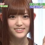 乃木坂46の松村沙友理さんの前歯の画像