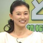 菊川怜さんの前歯の画像(ビーバー歯)