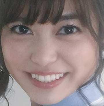 前田亜美 前歯