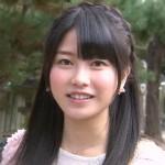 横山由依さんの前歯の画像
