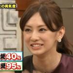 北川景子さんの前歯や歯並び