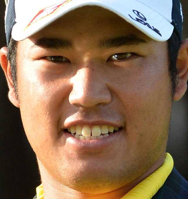 松山英樹 ゴルフ
