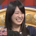 高山一実さんの前歯の画像(欠けてる)