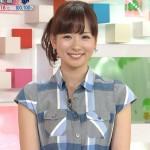 皆藤愛子さんの前歯と歯並びの画像