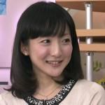 松澤千晶アナウンサーの前歯の画像(歯並びが悪い)