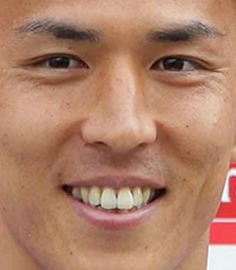 長谷部 前歯