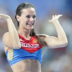 エレーナ・イシンバエワ選手の前歯の画像