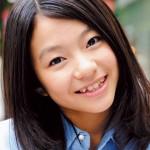 清村川音さんの前歯の画像(八重歯)