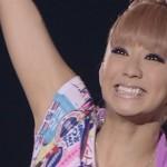 倖田來未さんの前歯の画像