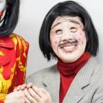 中野聡子さんの前歯と歯並び(銀歯)