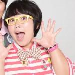 石原祐美子さんの前歯の画像(銀歯)